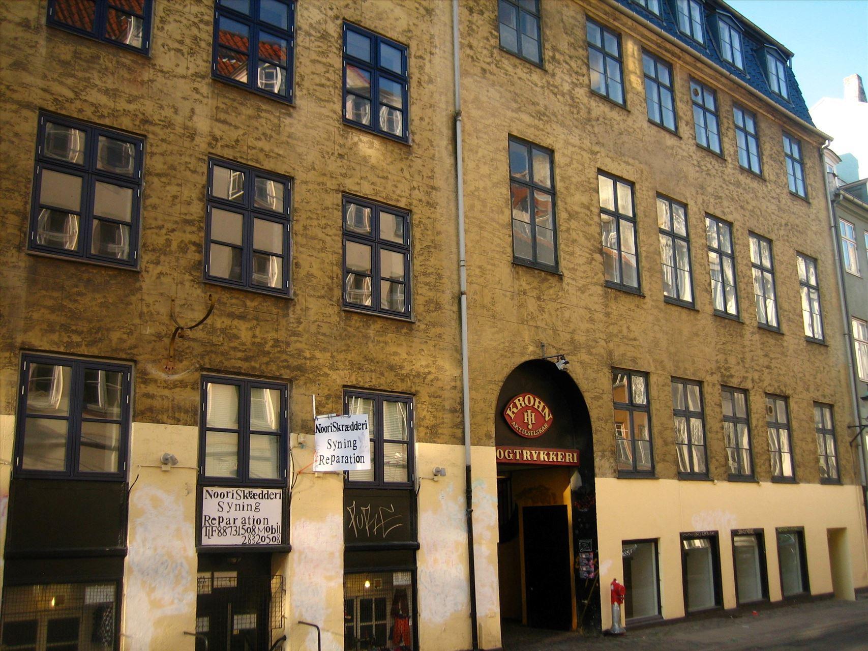 125 m² kontor – i Sankt Peders Stræde
