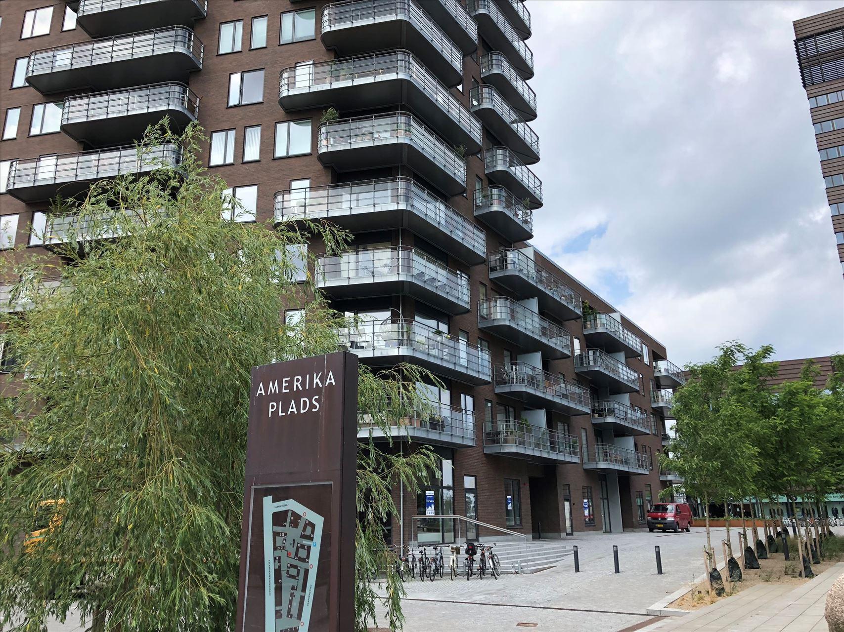 93 m² nyopført erhvervsejerlejlighed