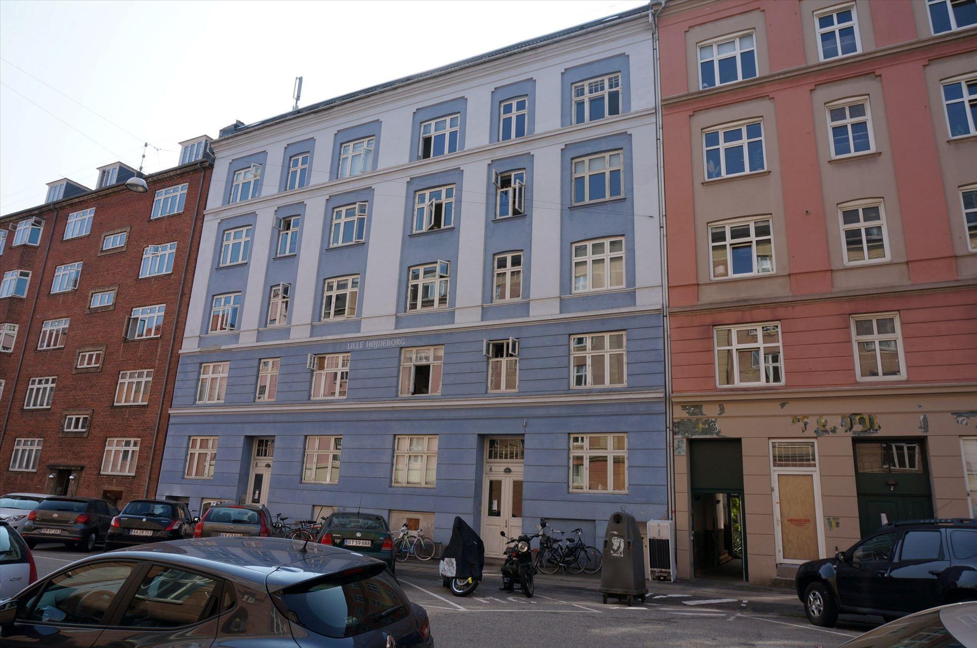 128 m² momsfrit lejemål på Amager