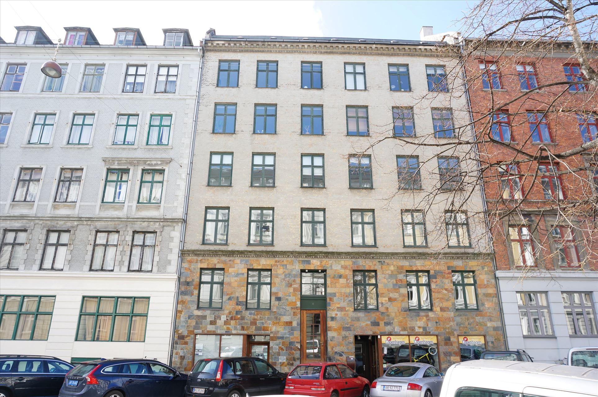 110 m² kontor / butik – momsfrit