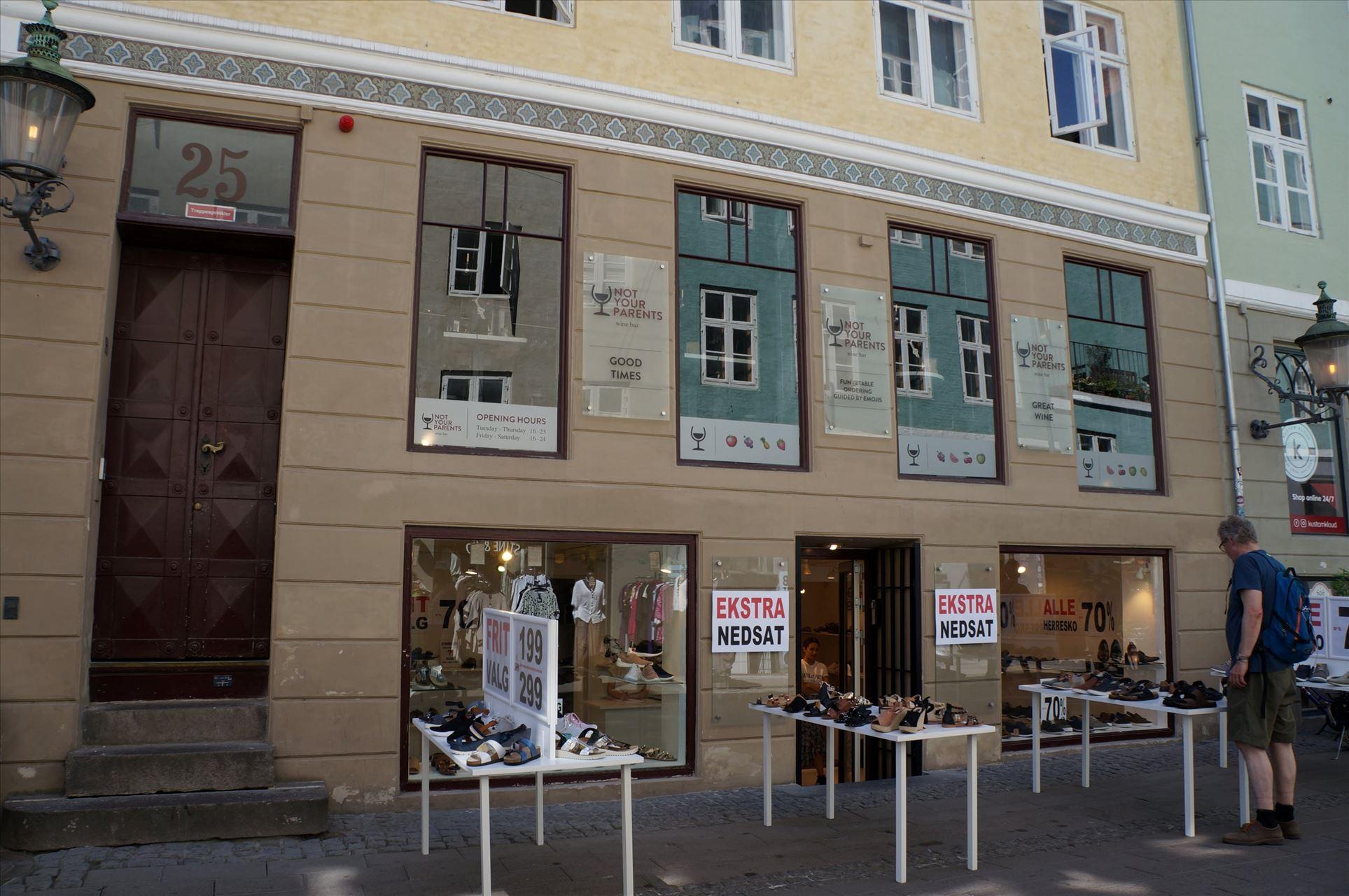 84 m² butik – Fiolstræde