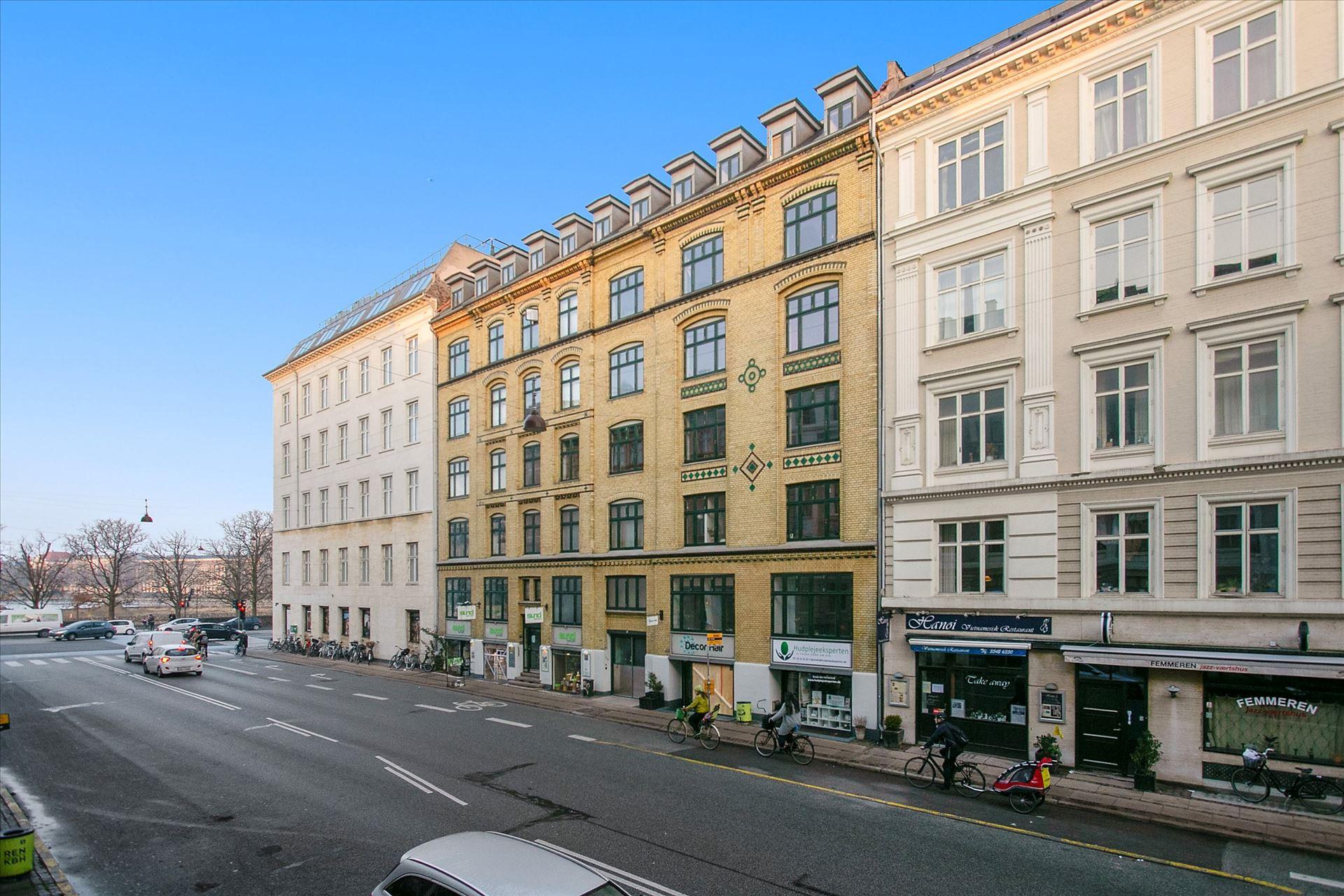 83 m² flot butik – Classensgade