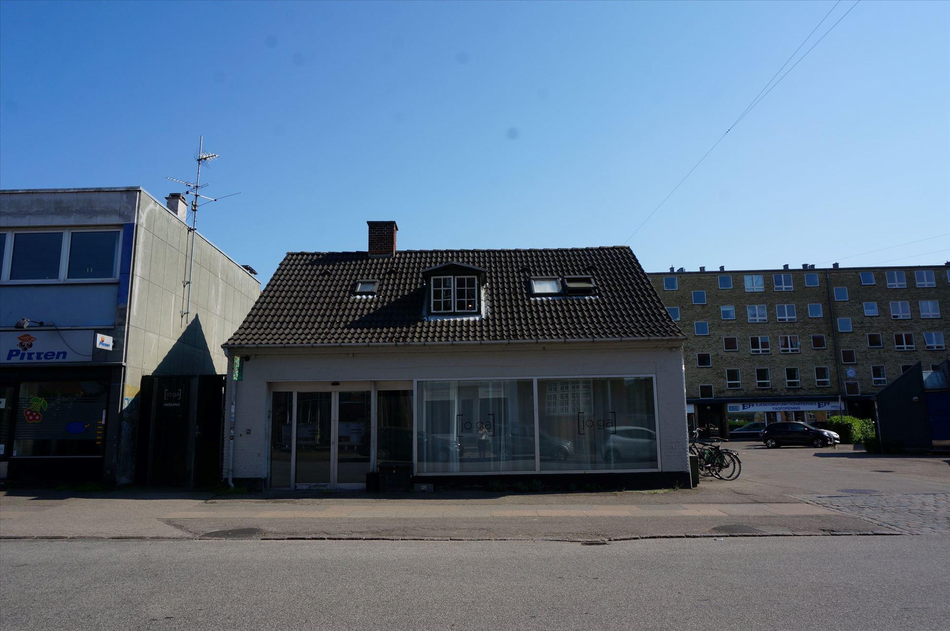 80 m² momsfrit lokale i Vanløse