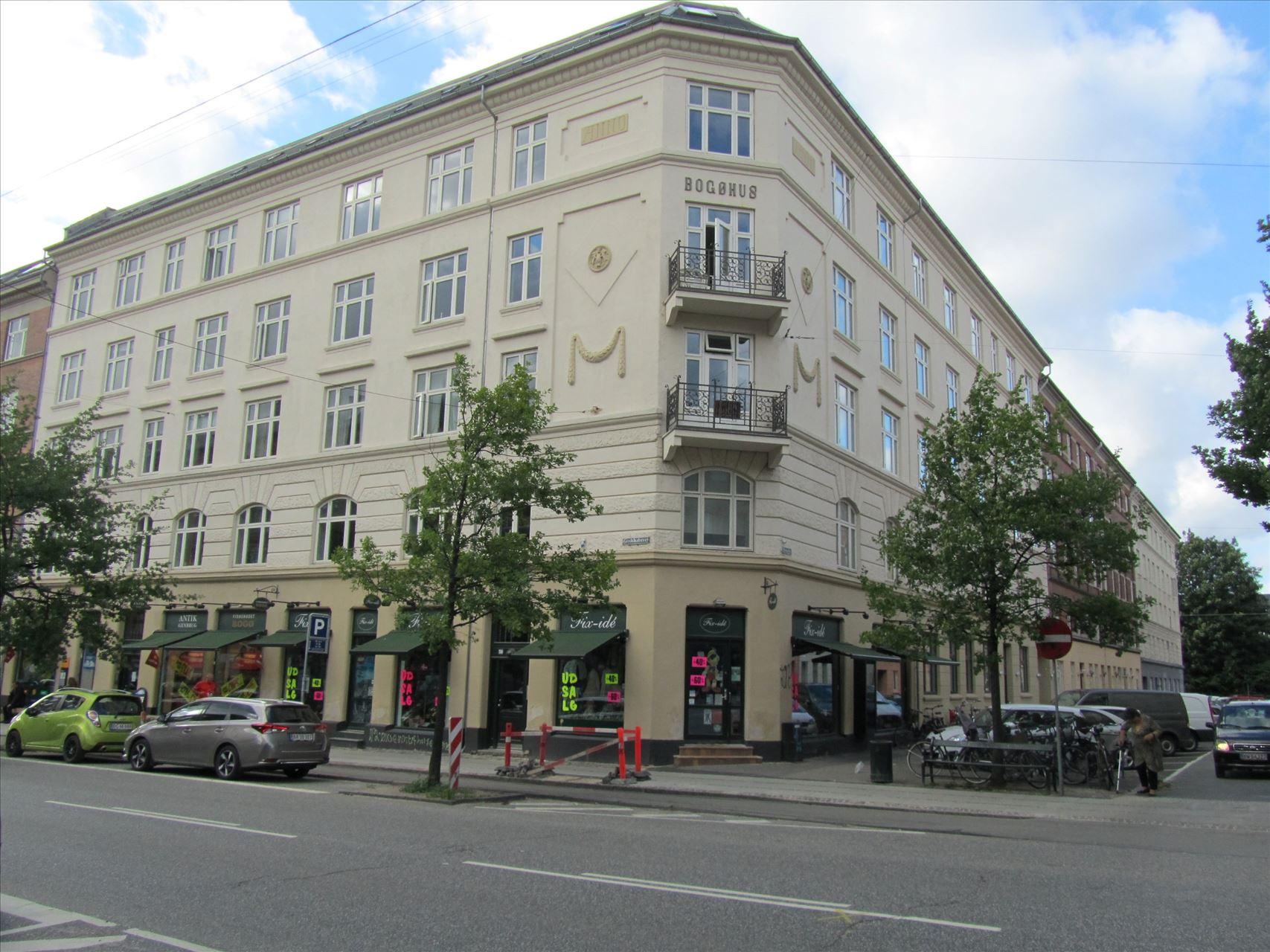255 m² butik inkl. kælder til afståelse