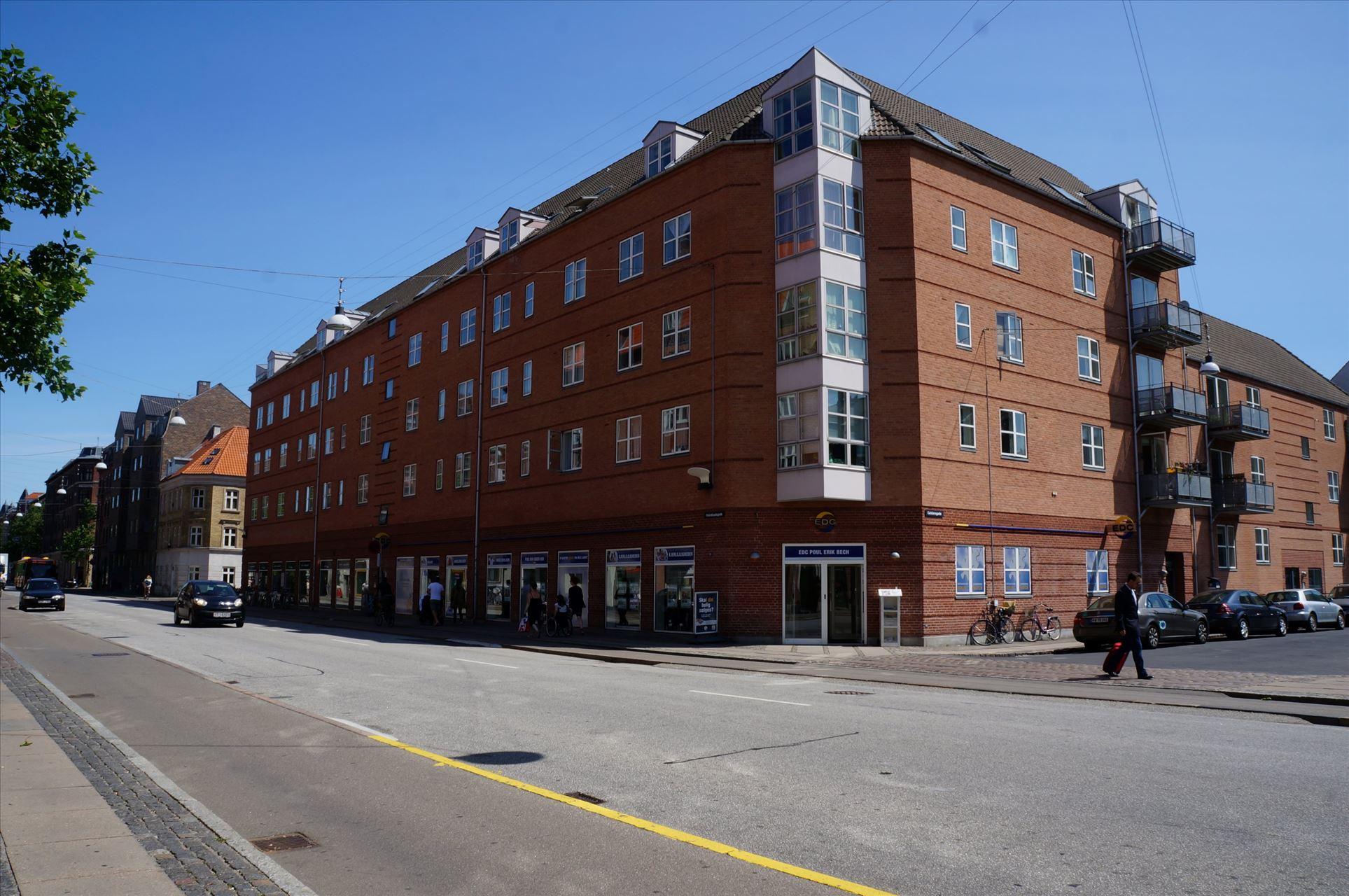 60 m² flotte kontorlokaler