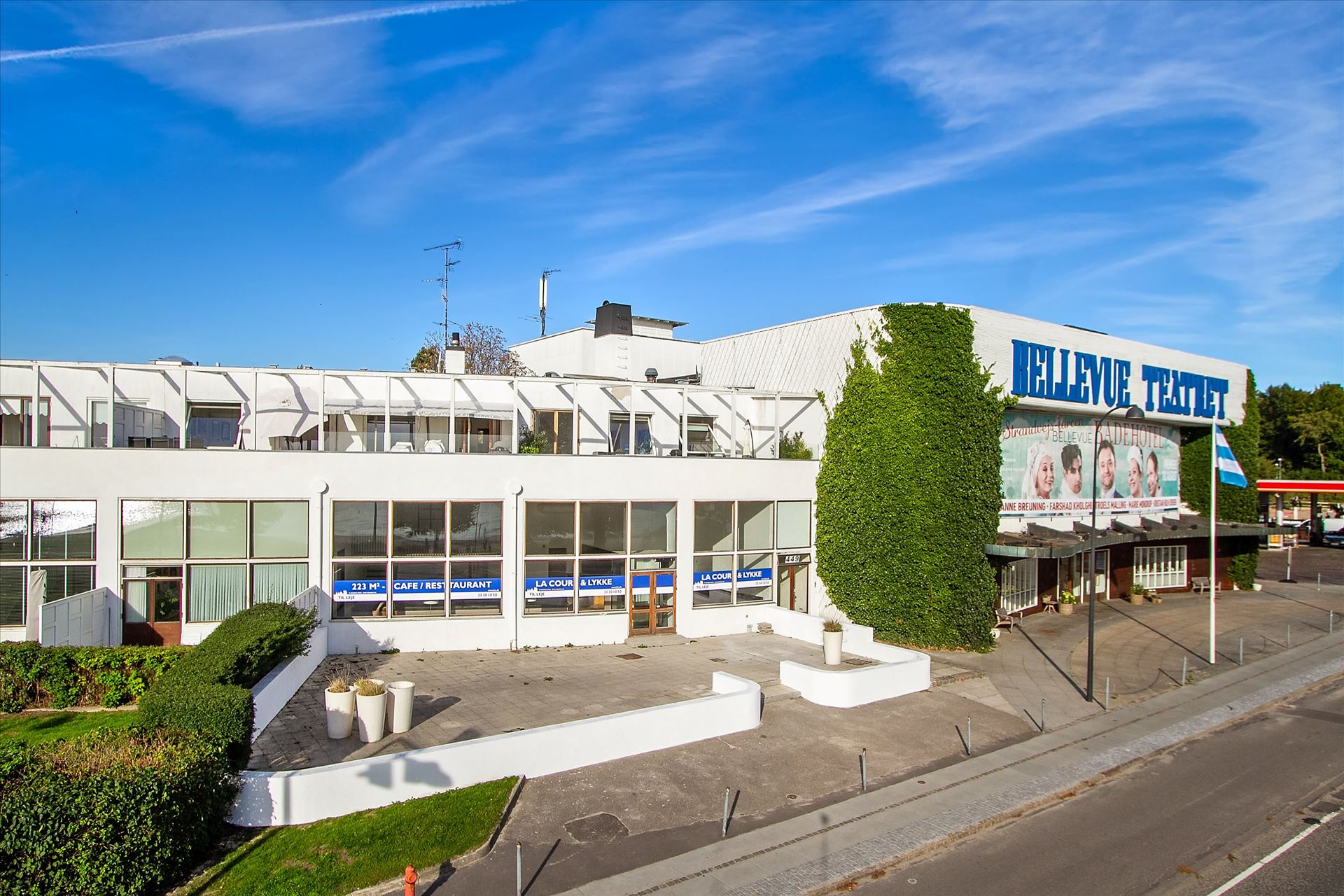 223 m² café / restaurant – Bellevue