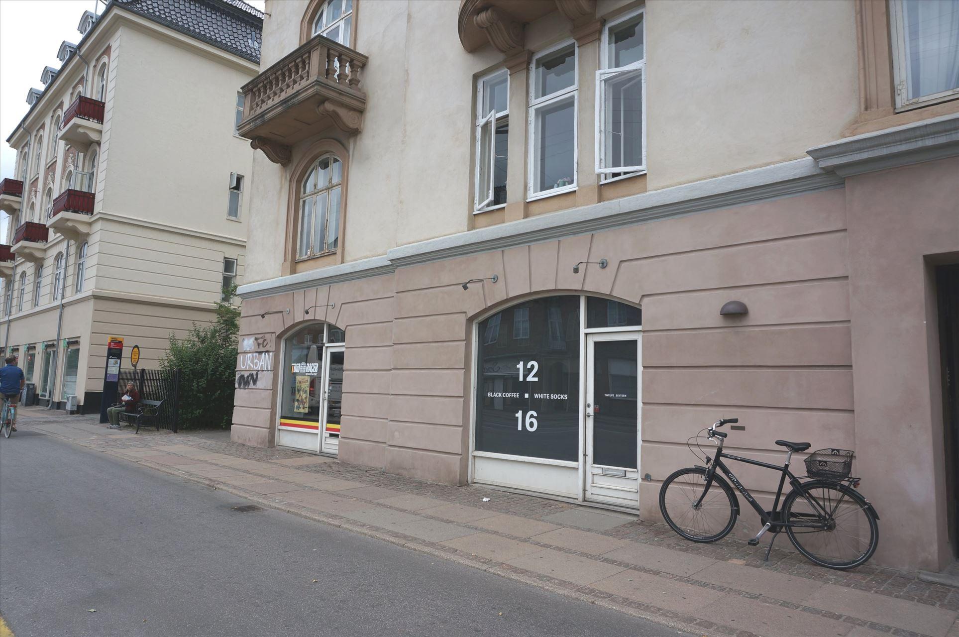 183 m² butik/kontor ved Svanemøllen St.