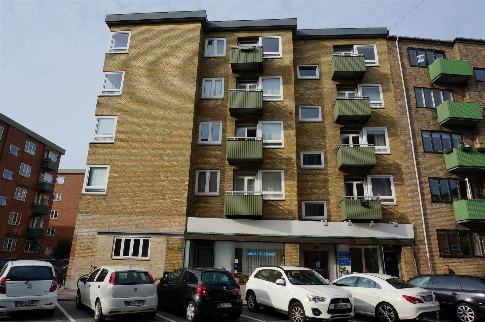 61 m² butik – Sidegade til Amagerbrogade