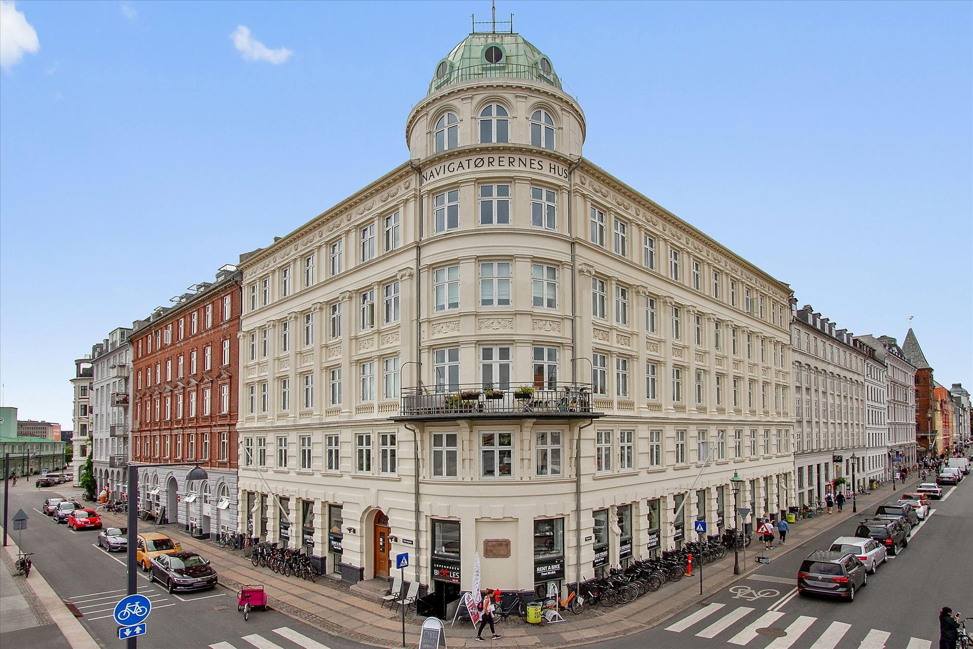 305 m² kontor i København K – Momsfri