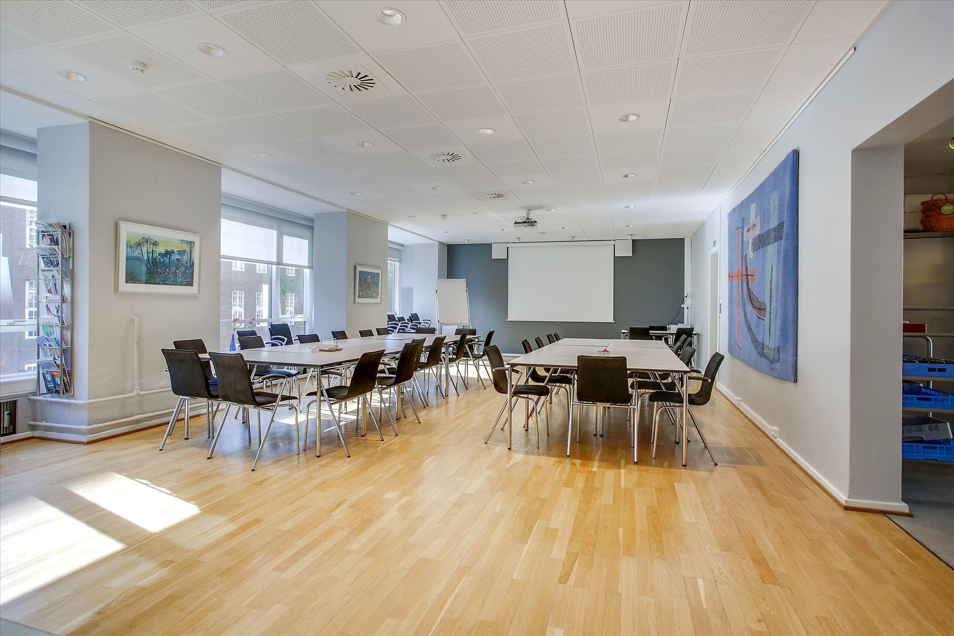 440 / 500 / 940 m² kontor