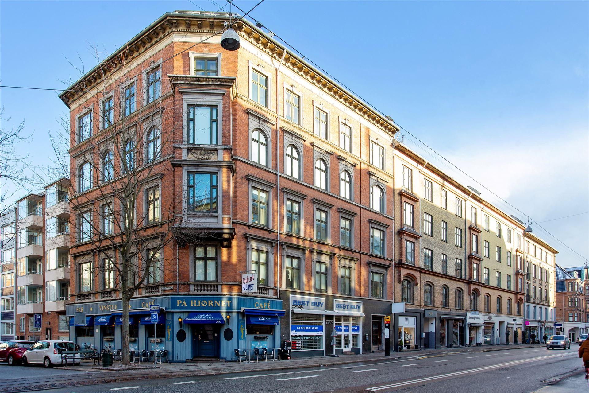 92 m² butik – Gammel Kongevej