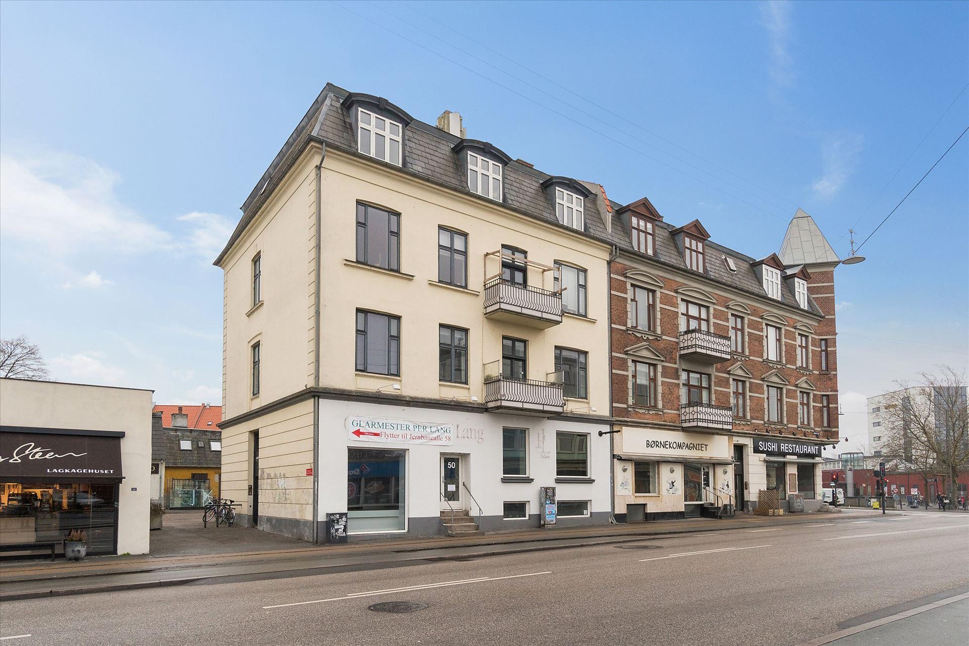 139 m² butik/ kaffe-/vinbar – Vanløse