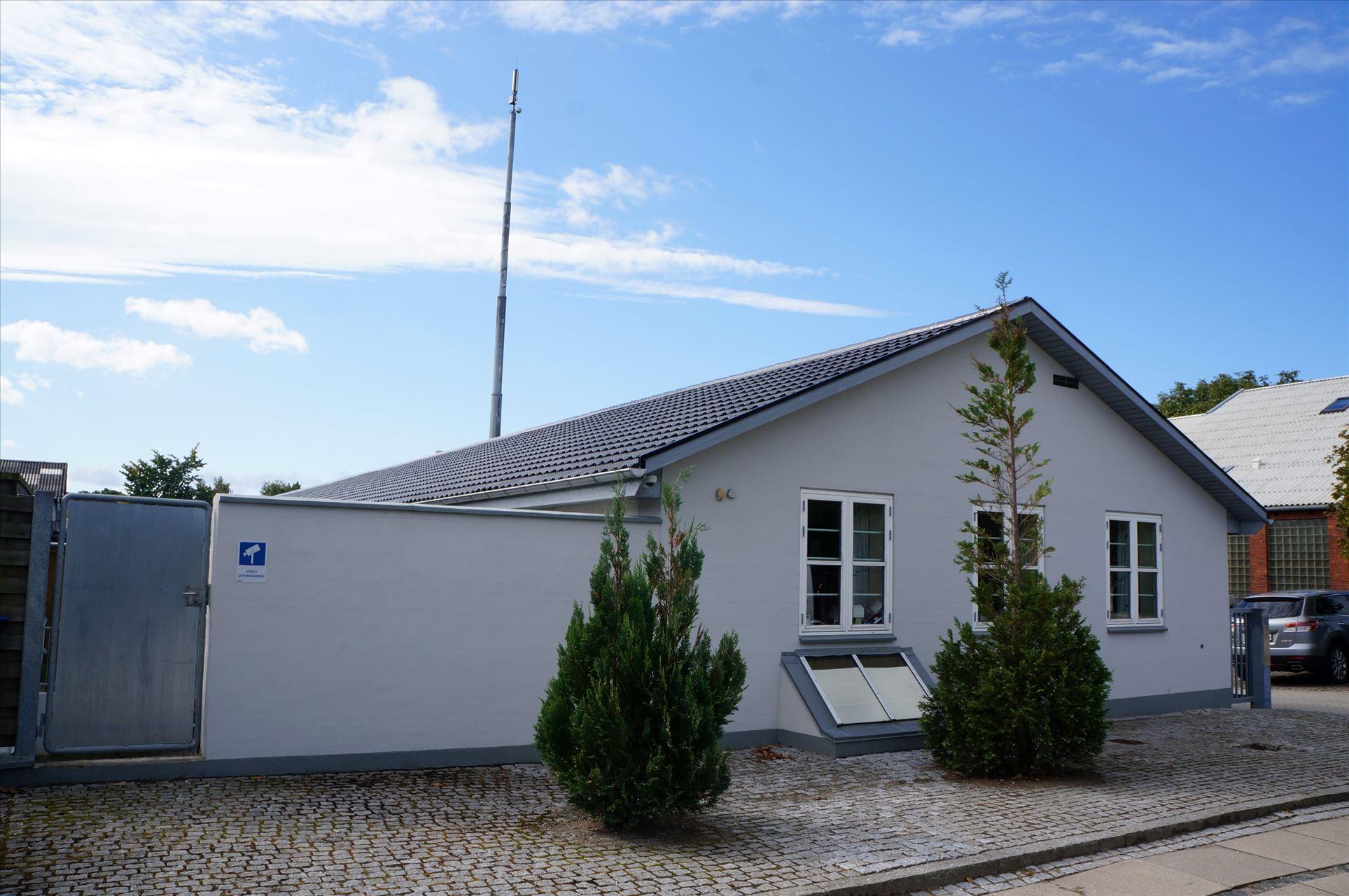 147 m² lækkert kontor/showroom