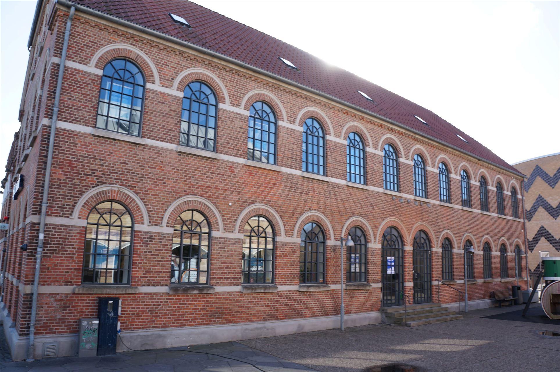346 m² butik – Hørsholm