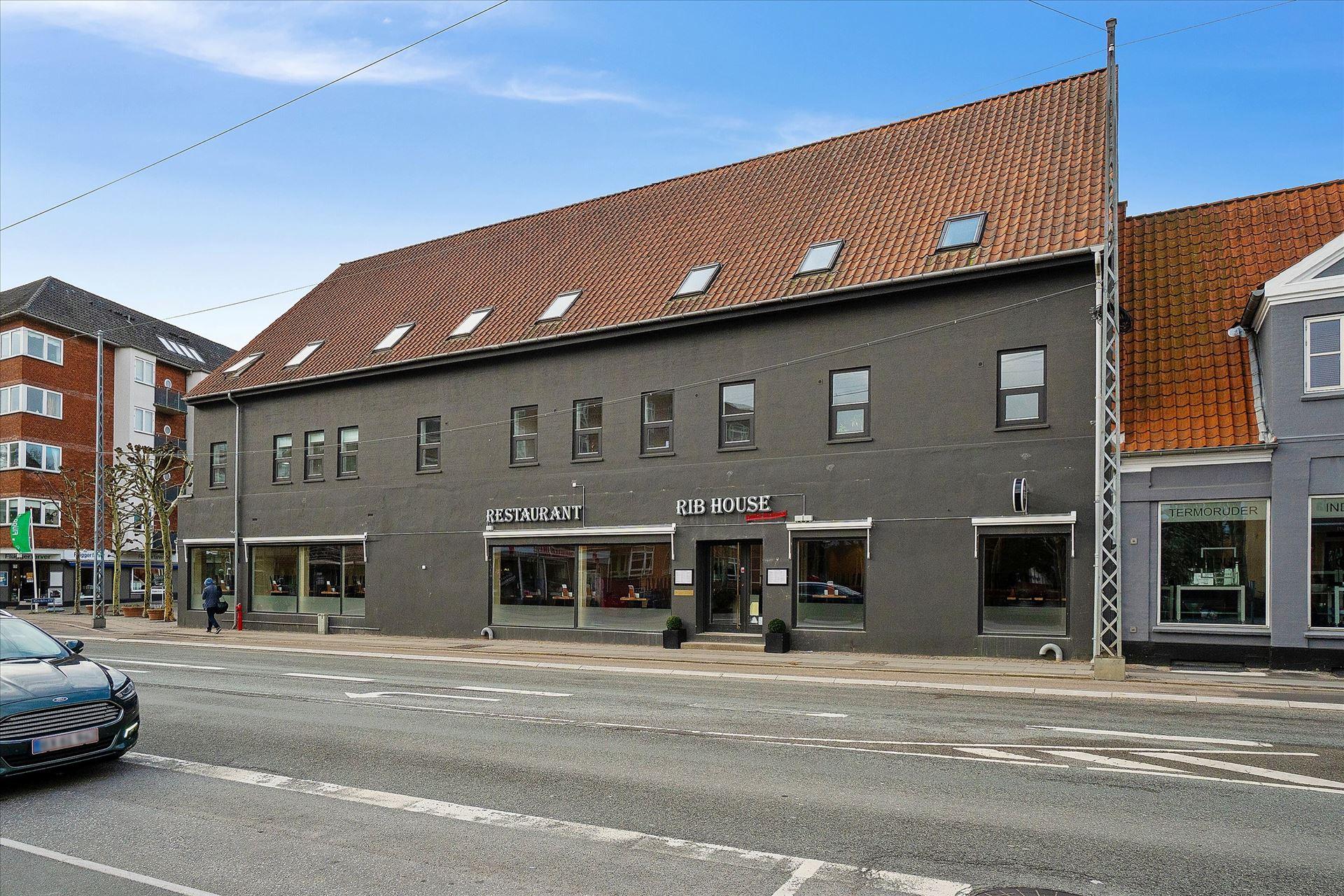 275 m² kontor/ klinik – Søborg Hovedgade