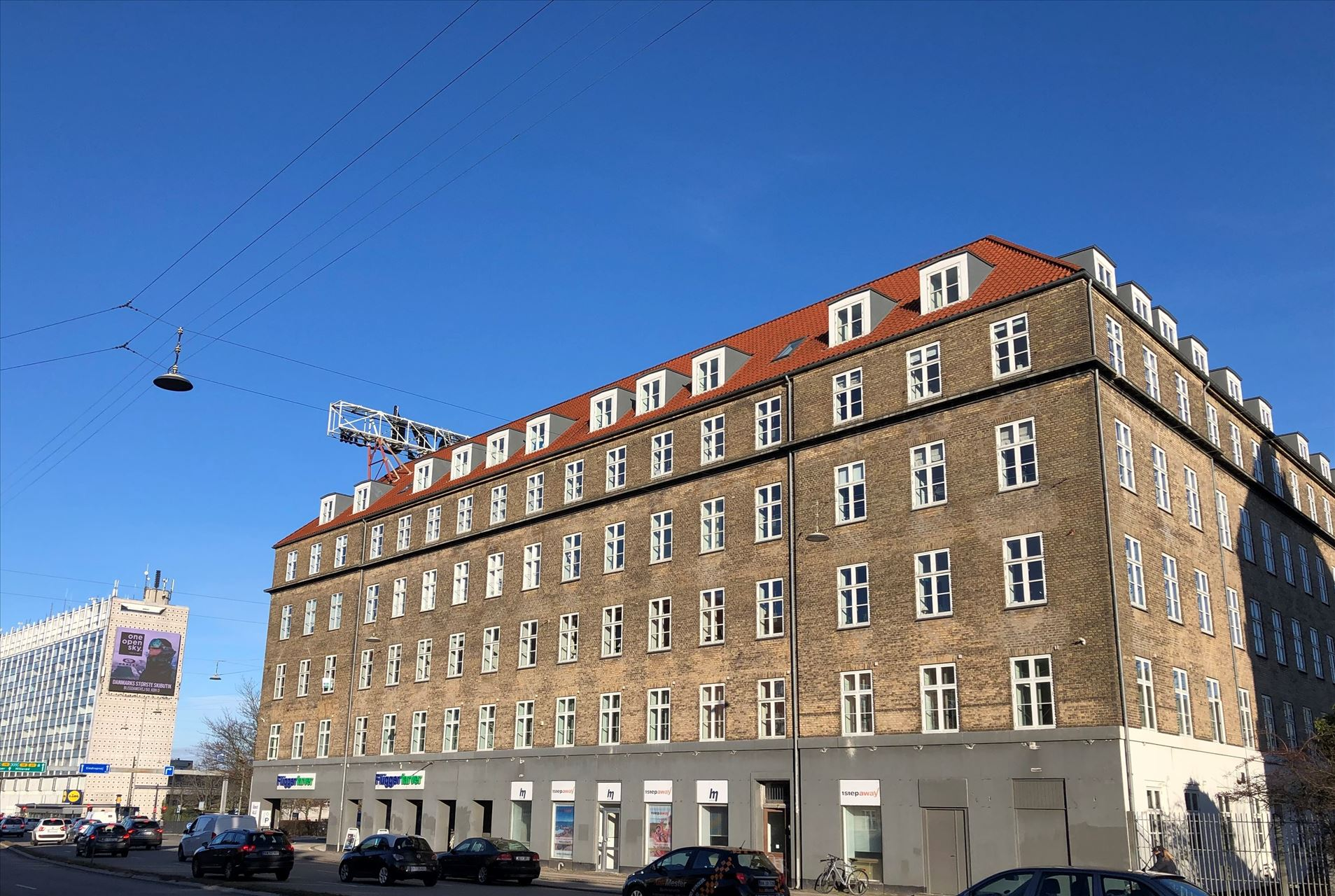 217 m² butik/kontor – Lyngbyvej