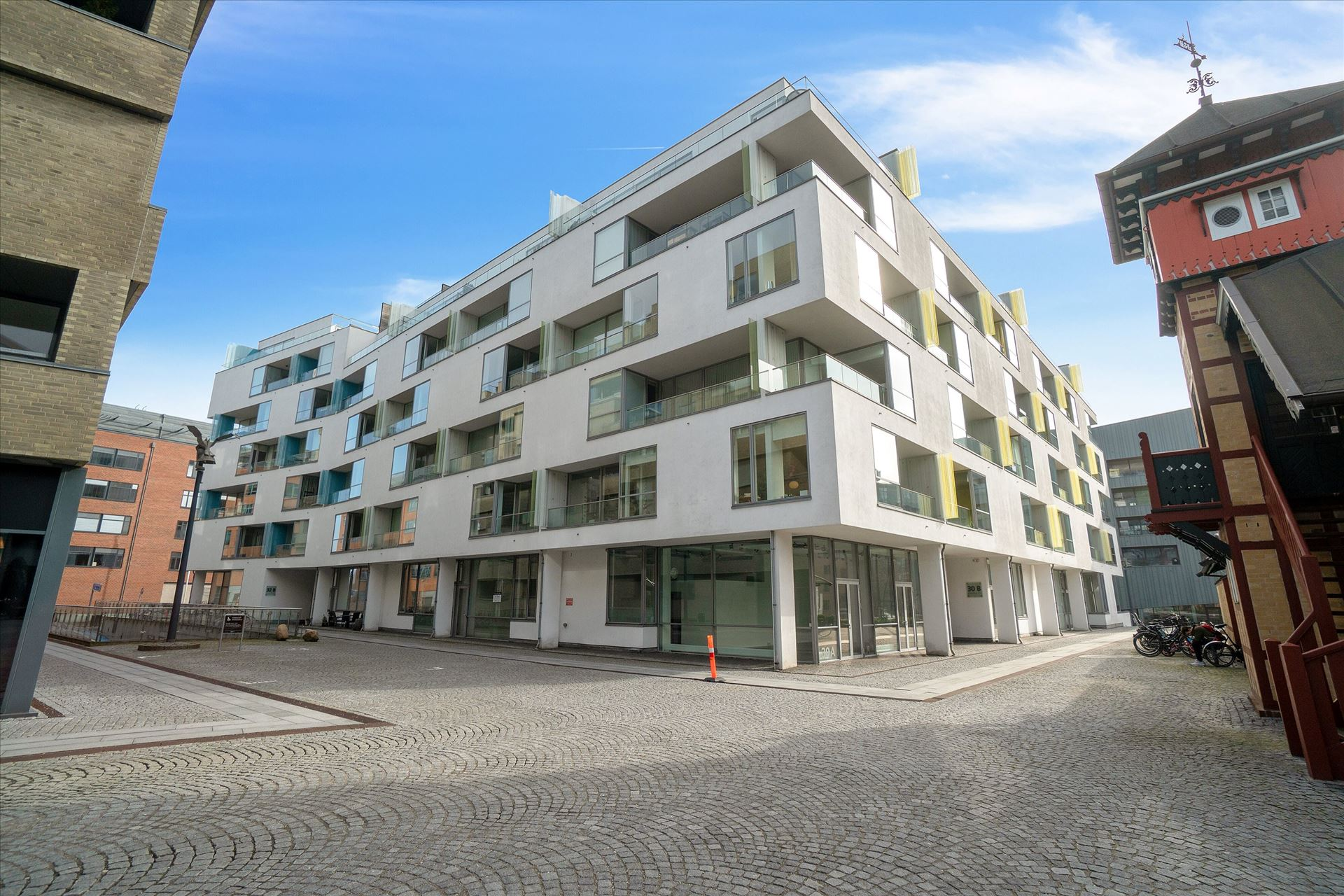93 m² butik/showroom – Amerika Plads