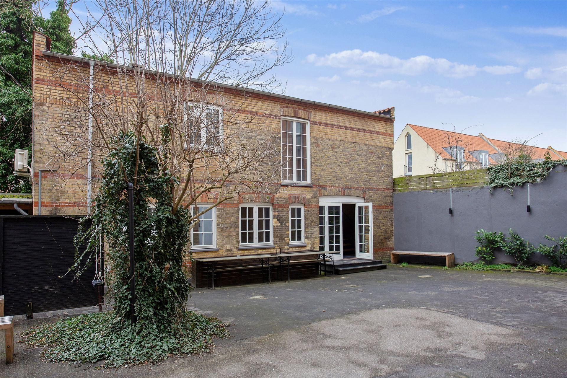 110 m² erhvervsandel – midt på Amager