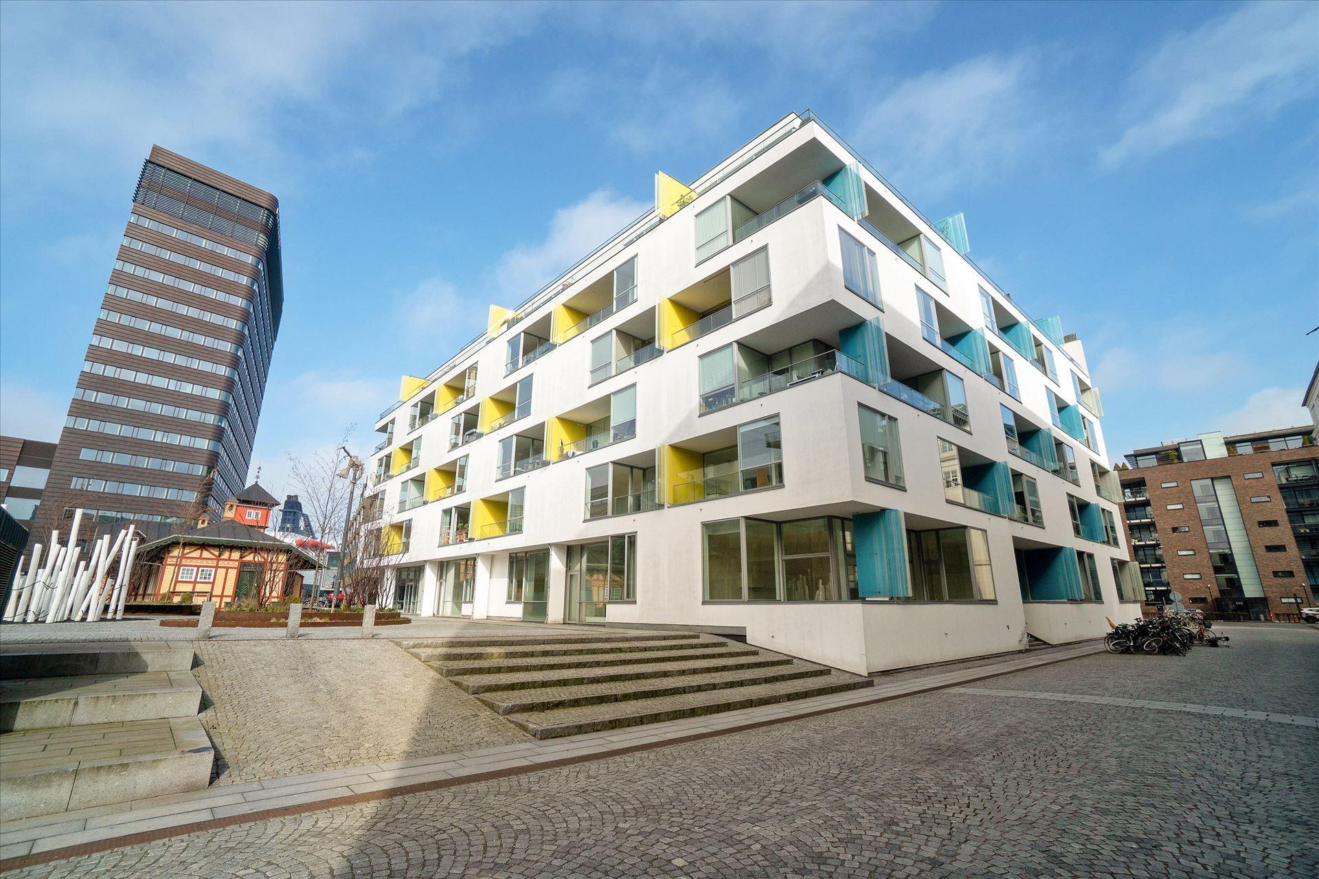 78 m² kontor – Amerika Plads – Til salg