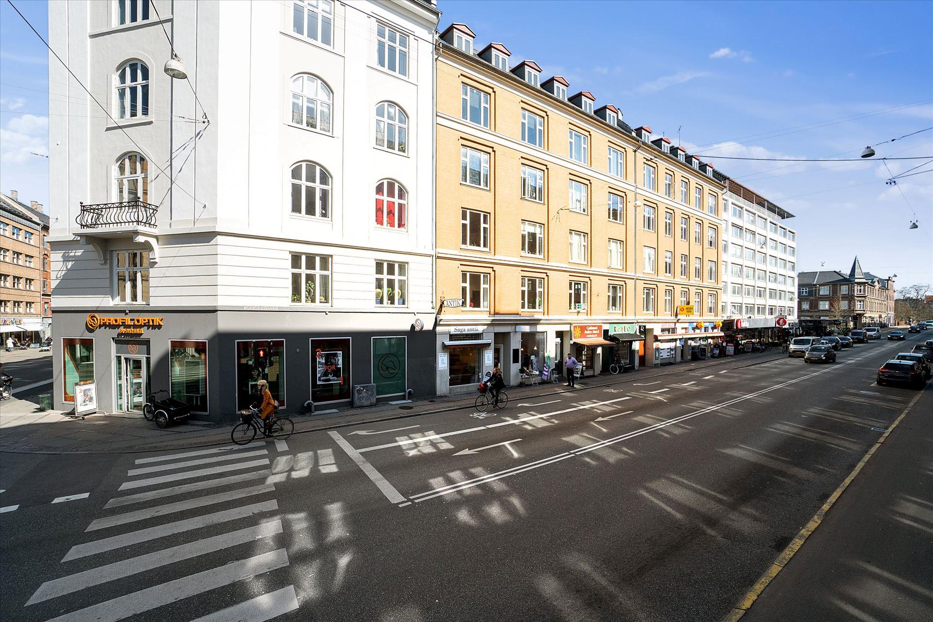 45 m² butik til afståelse – Rolighedsvej