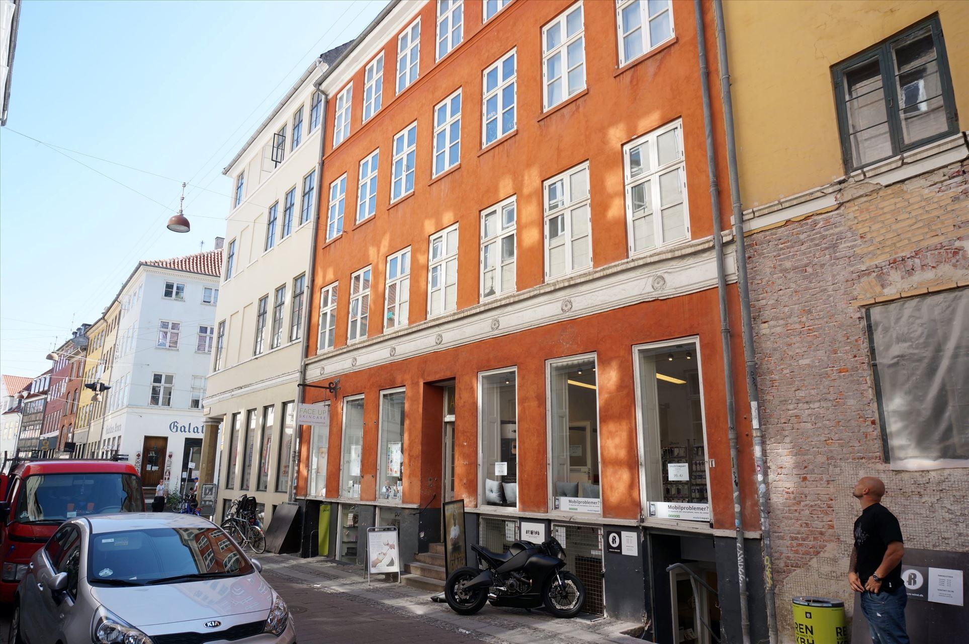 70 m² butik – København K
