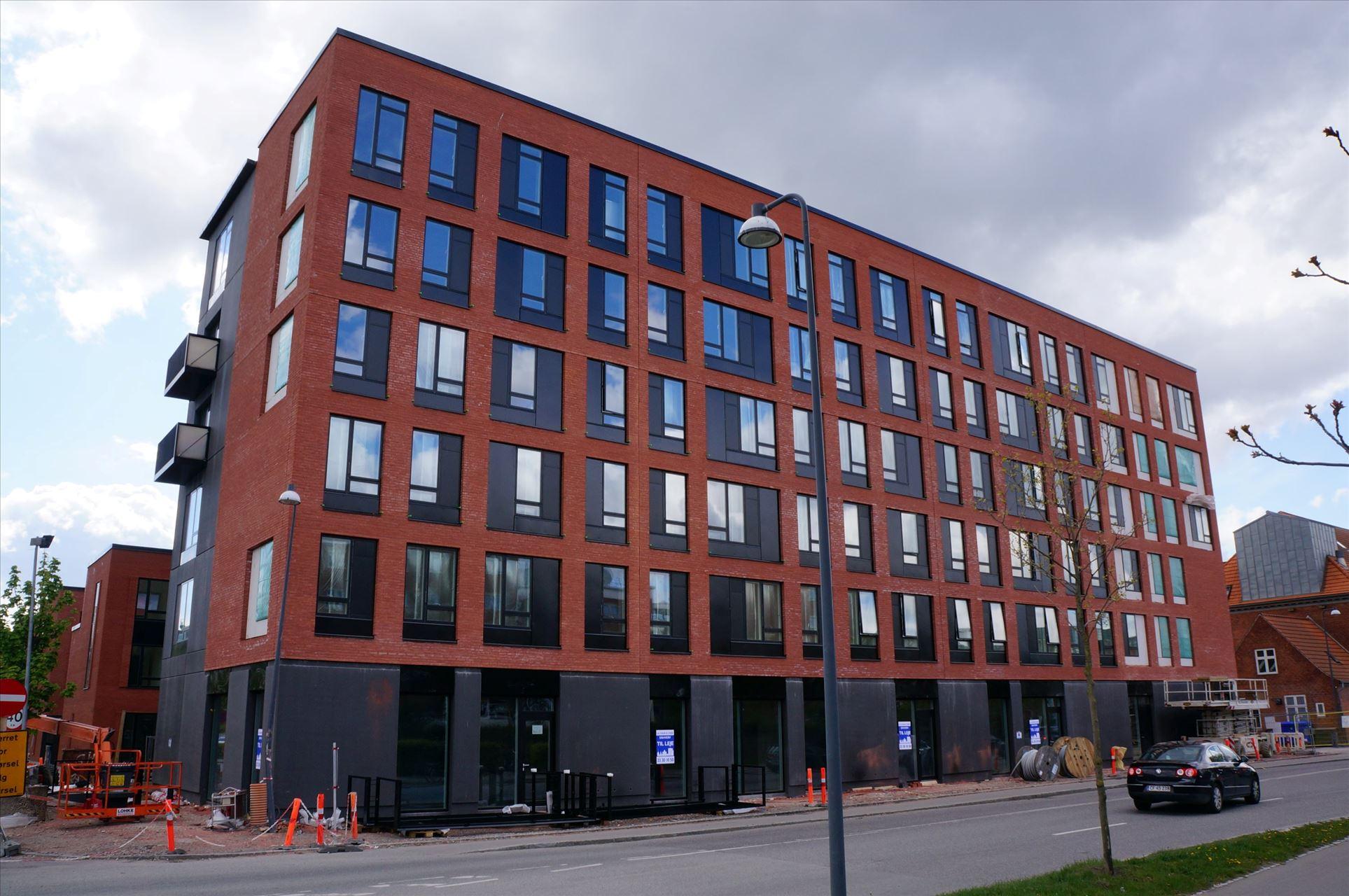108 m² butik/kontor/klinik – Teglholmen