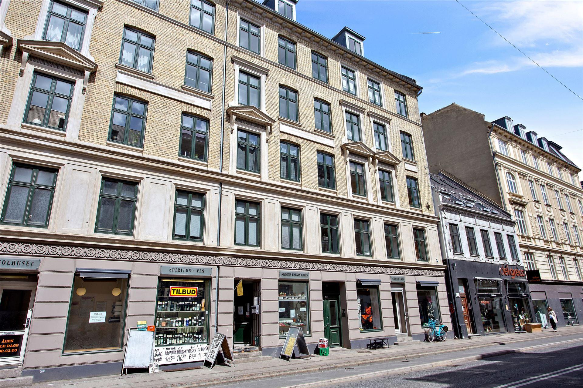 93 m² butik – Gammel Kongevej