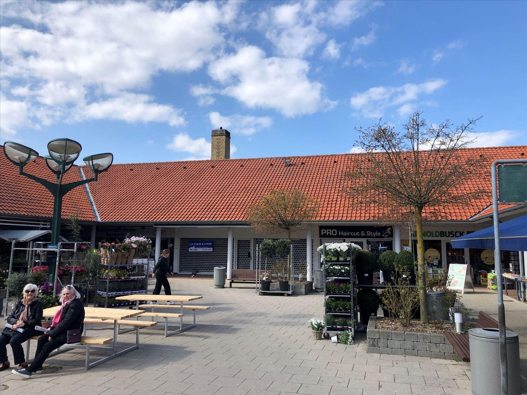 89 m² butik – Espergærde Centret