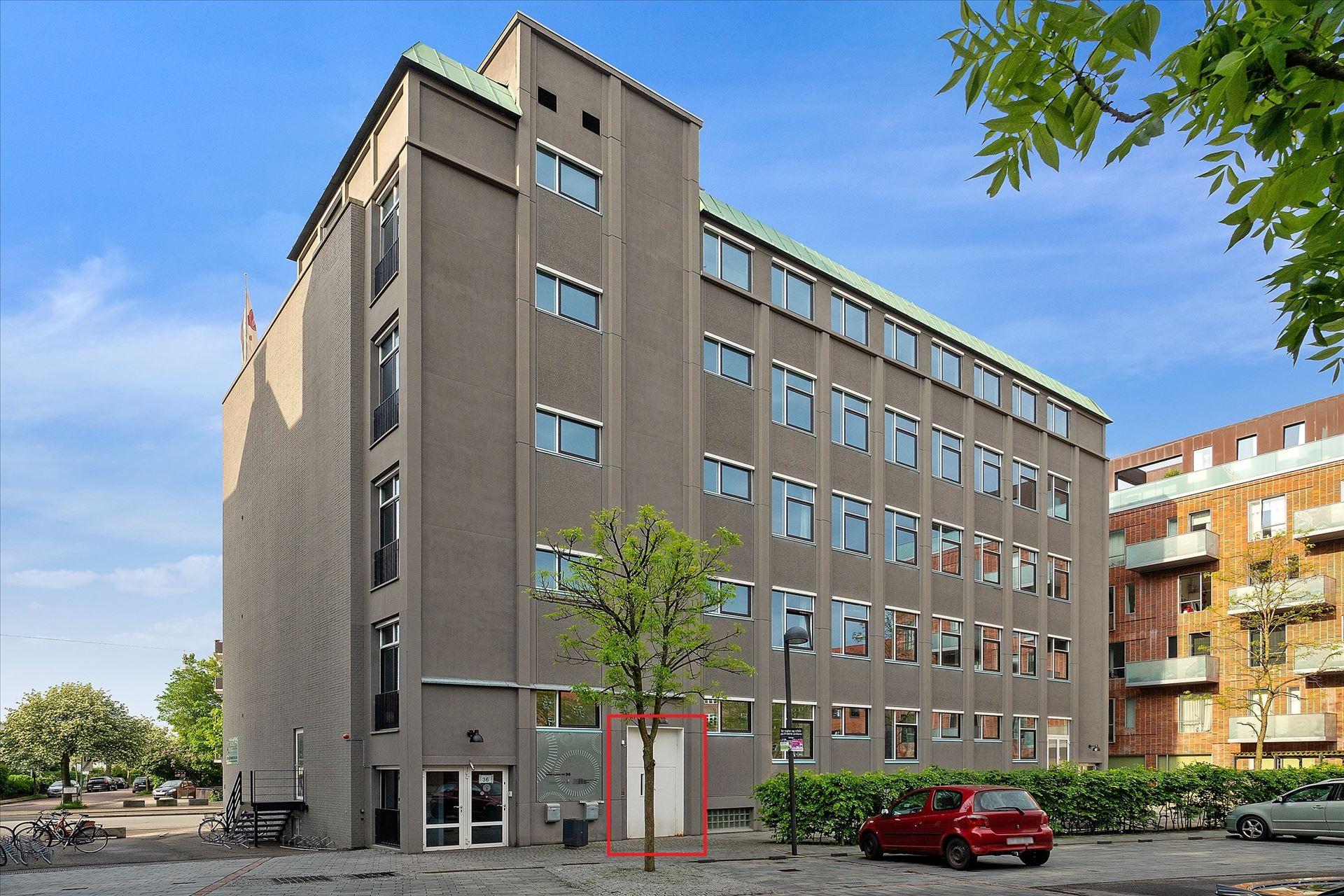 275 m² lager – Frederiksberg