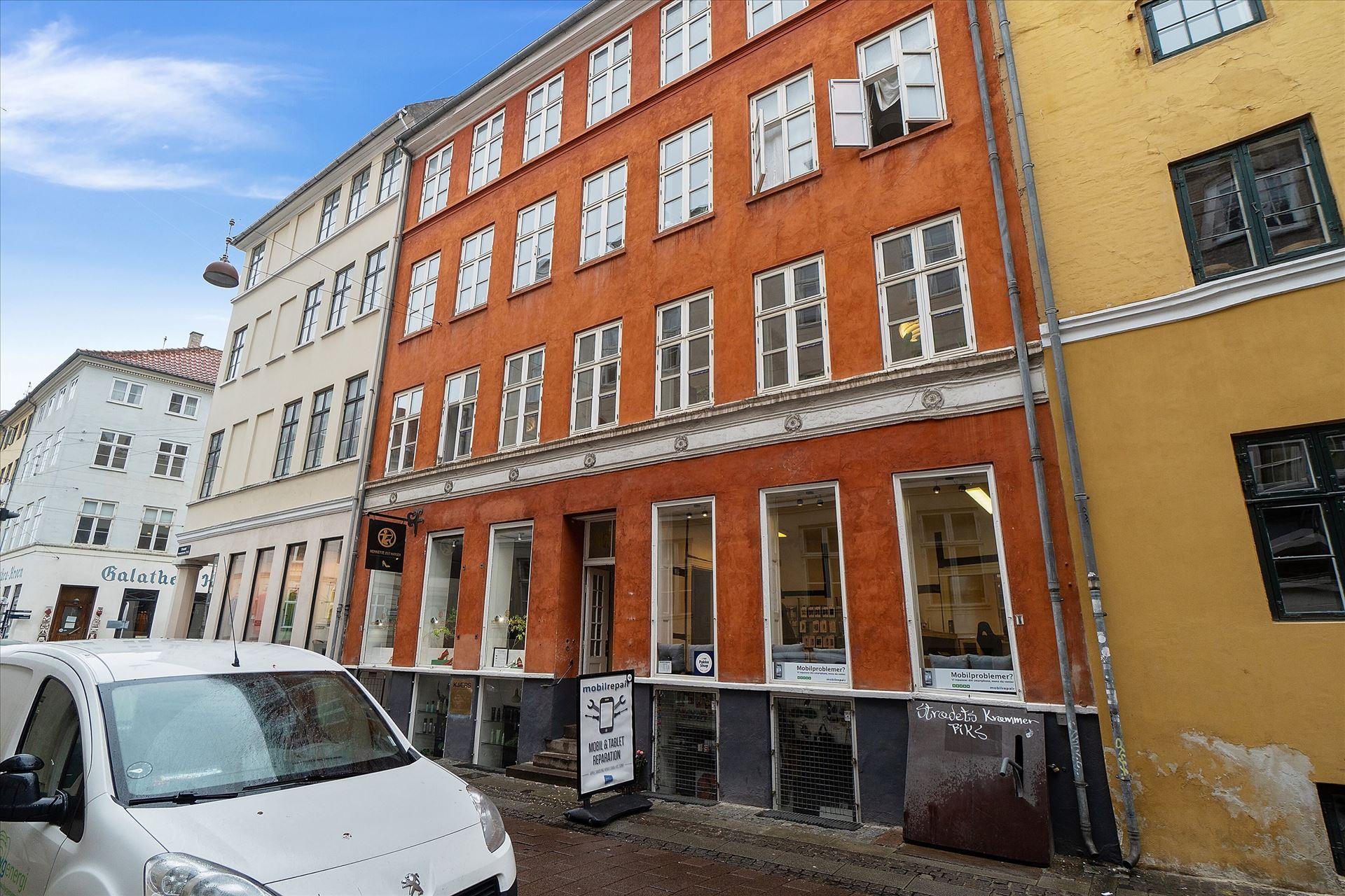 """125 m² kontor – """"Strædet"""" – istandsat"""