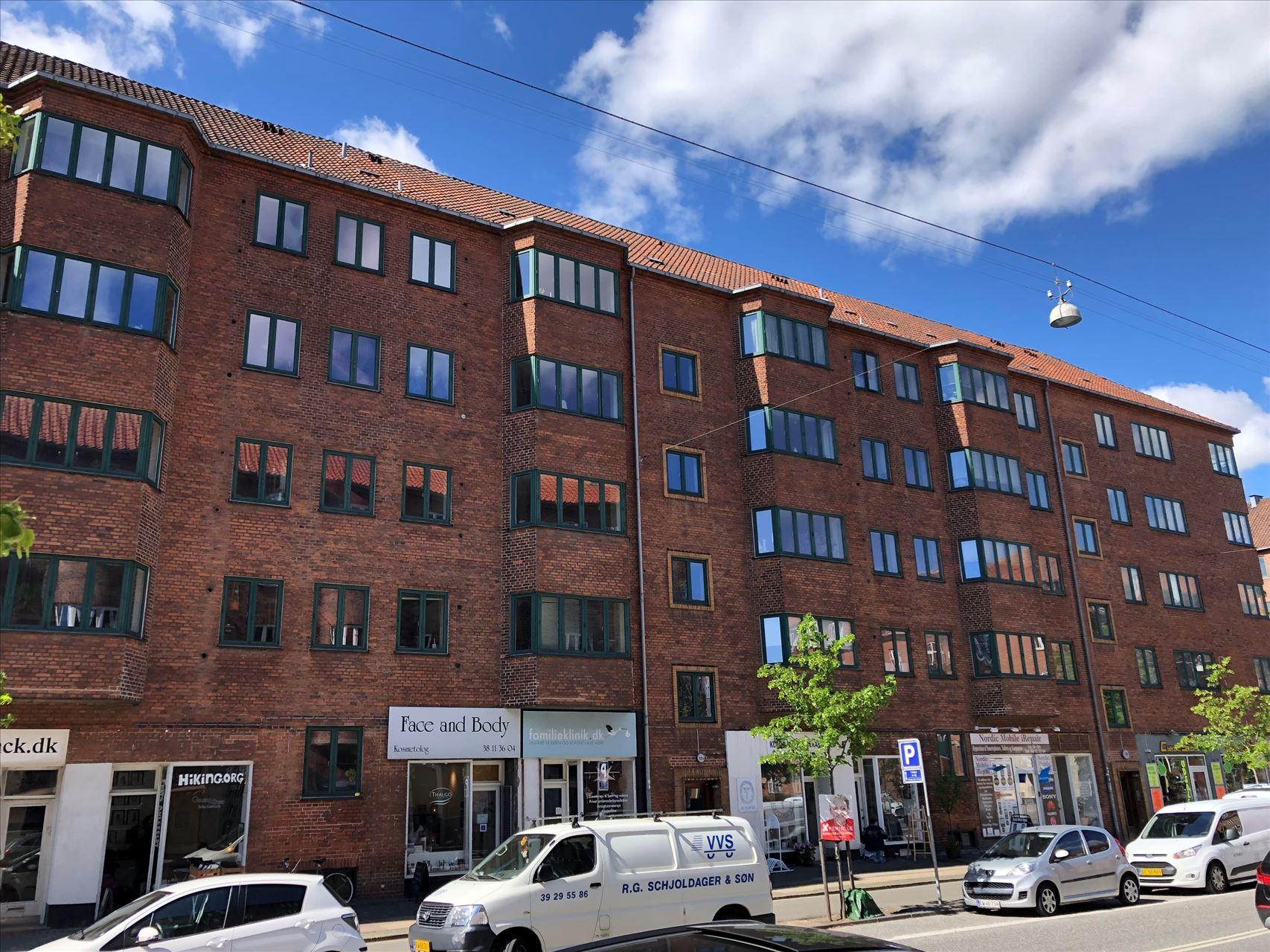 36 m² butik/klinik – momsfri – Frb.