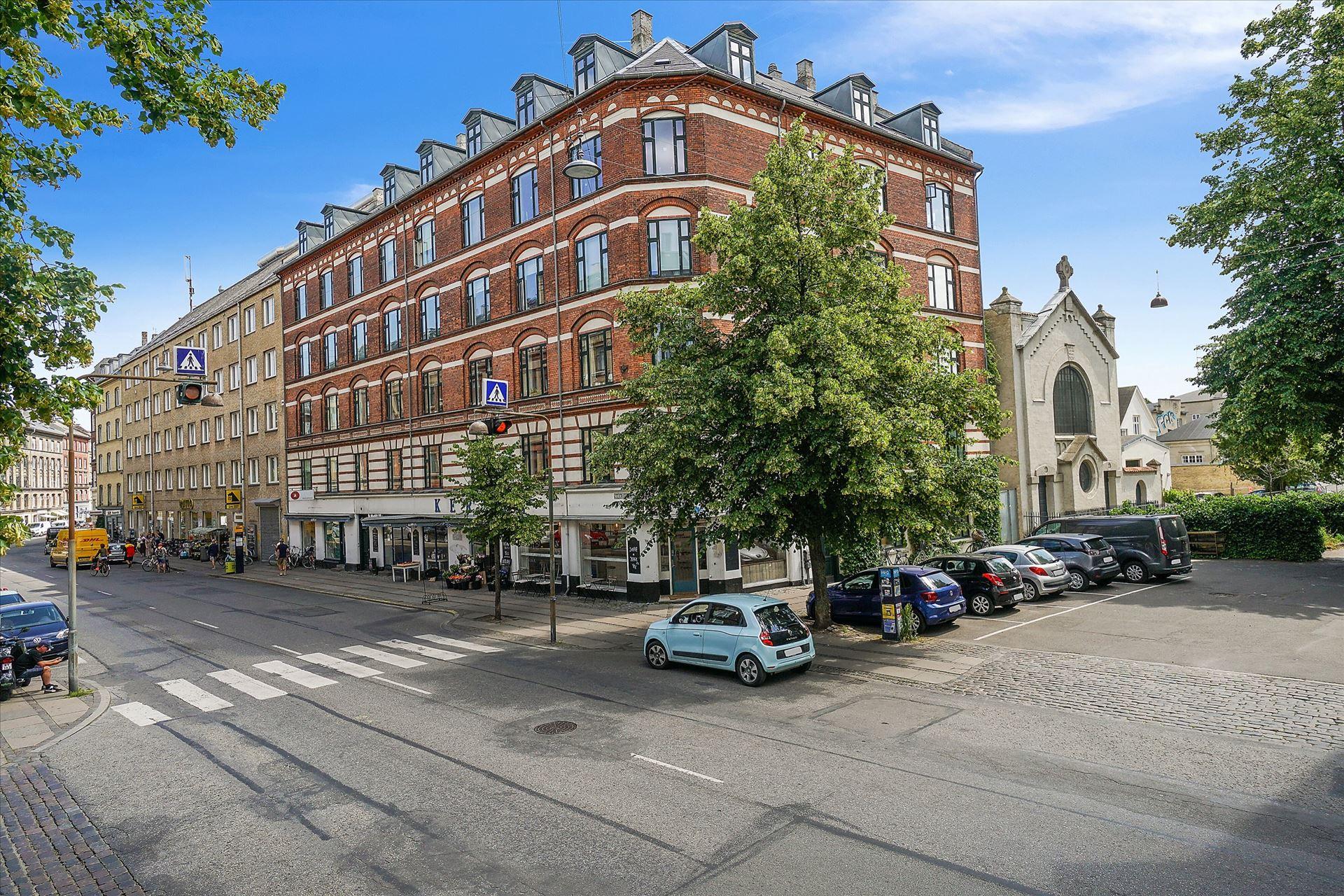 289 m² butik – Nordre Frihavnsgade