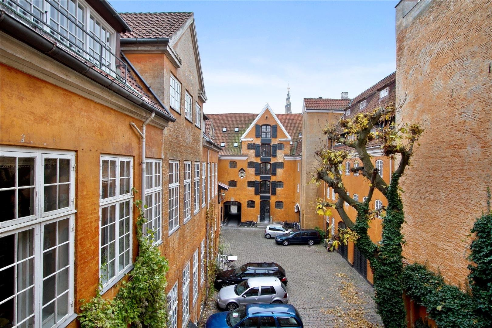 135 m² kontor på Christianshavn