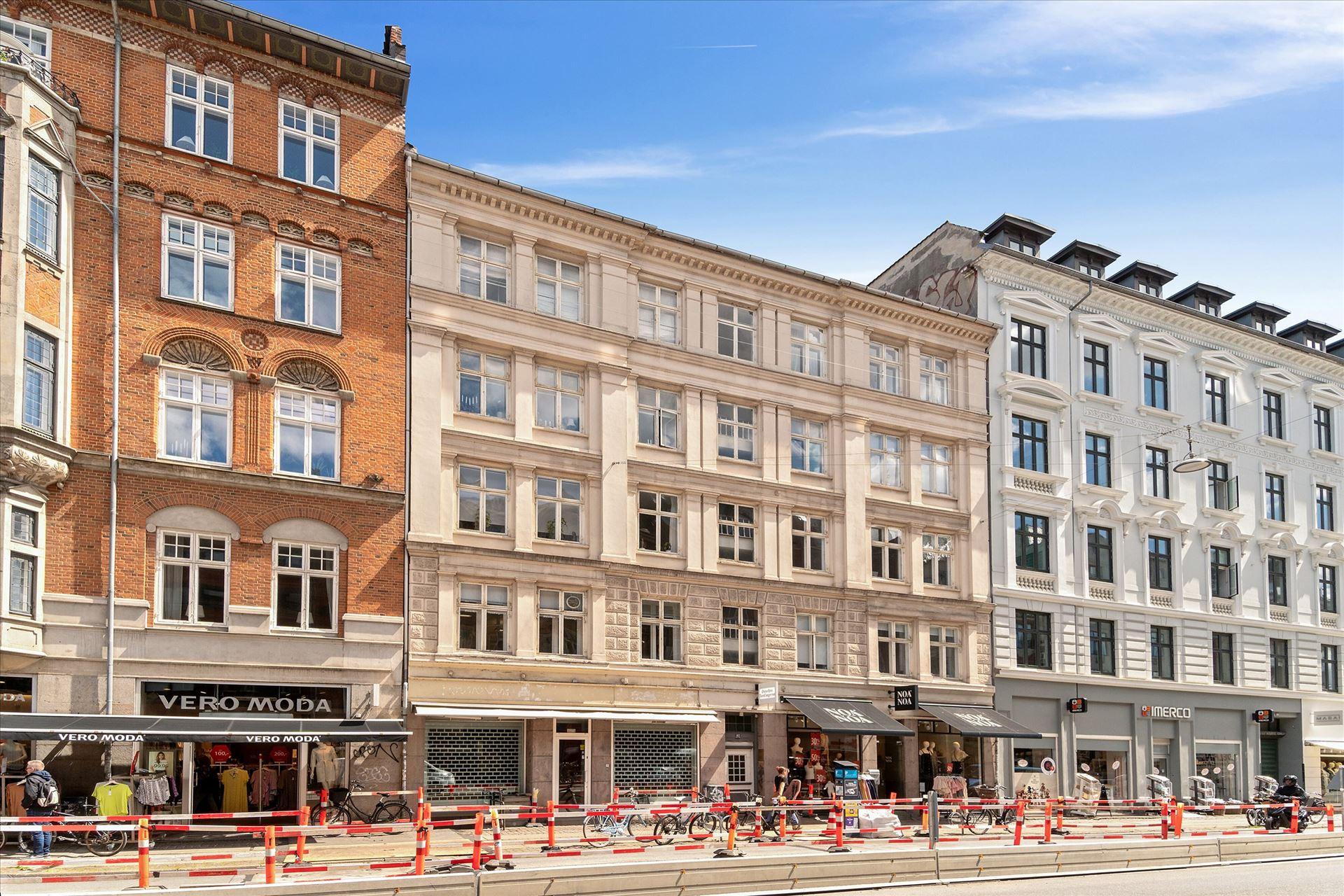 86 m² butik – Østerbrogade