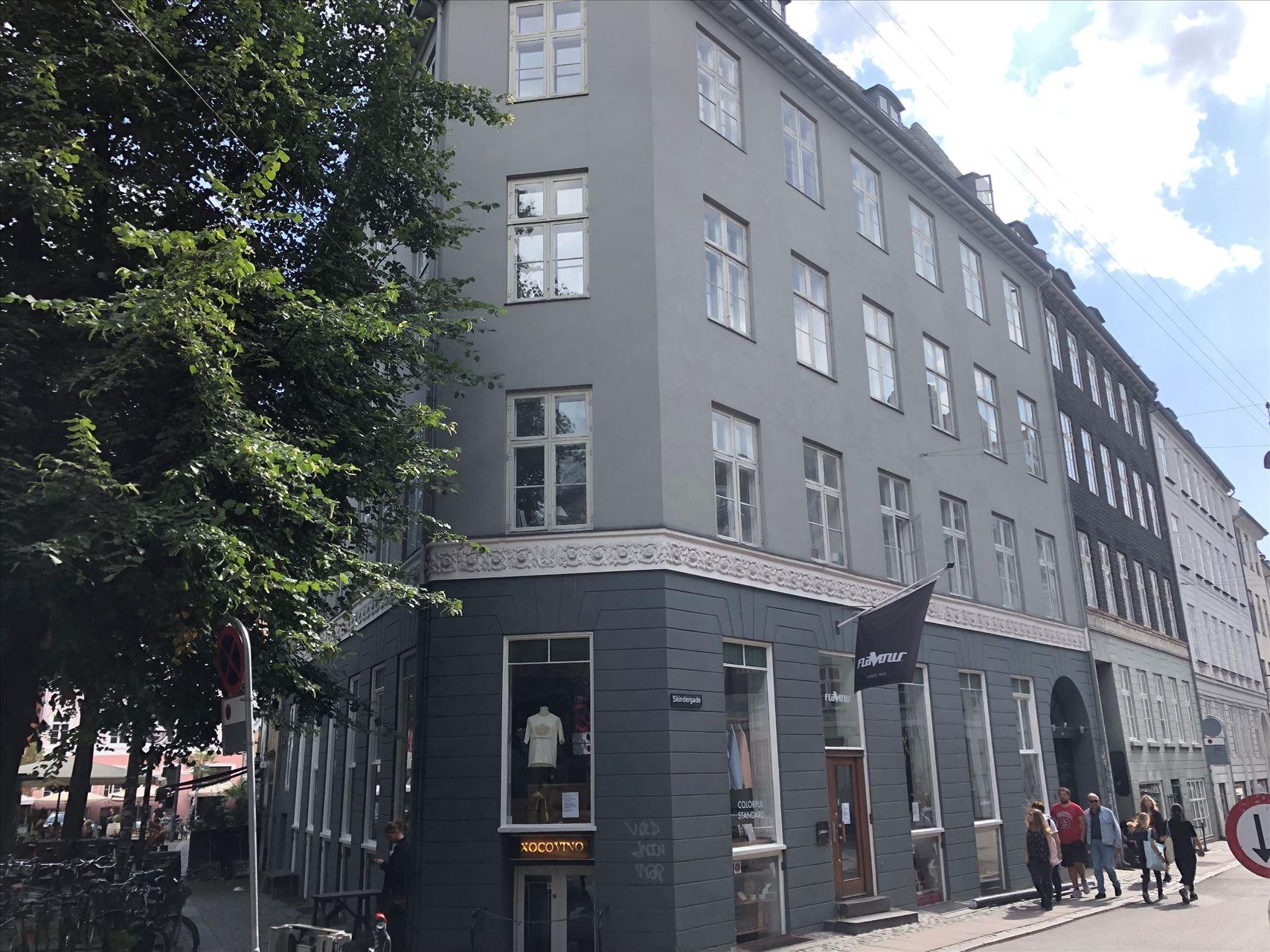 178 m² butik – Skindergade/Gråbrødretorv