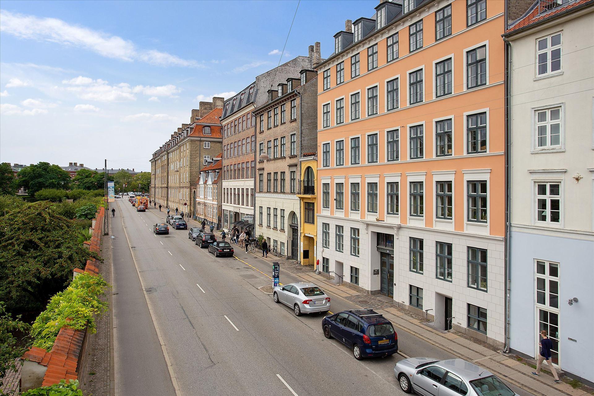 100 m² butik/kontor København K