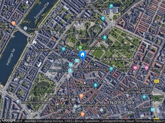 11502282 - Tornebuskegade 9, st. tv.
