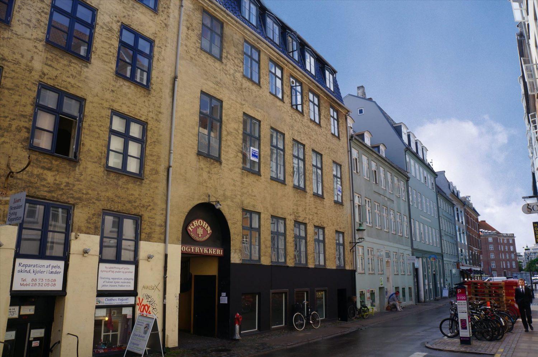 140 m² kontor i Latinerkvarteret KBH