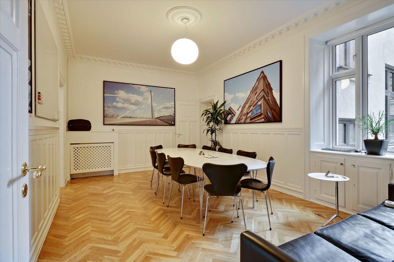124 m² kontor • nyistandsat • momsfrit