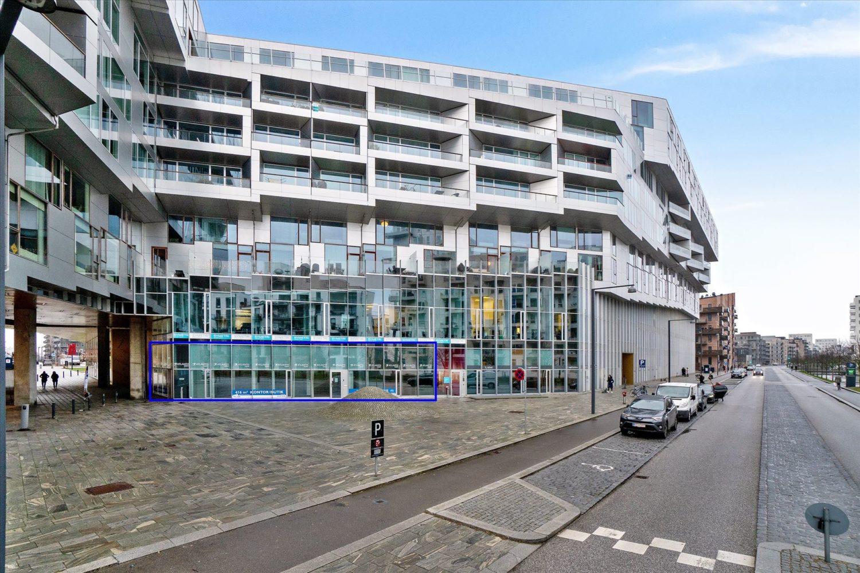 416 m² butik / kontor • 8-tallet