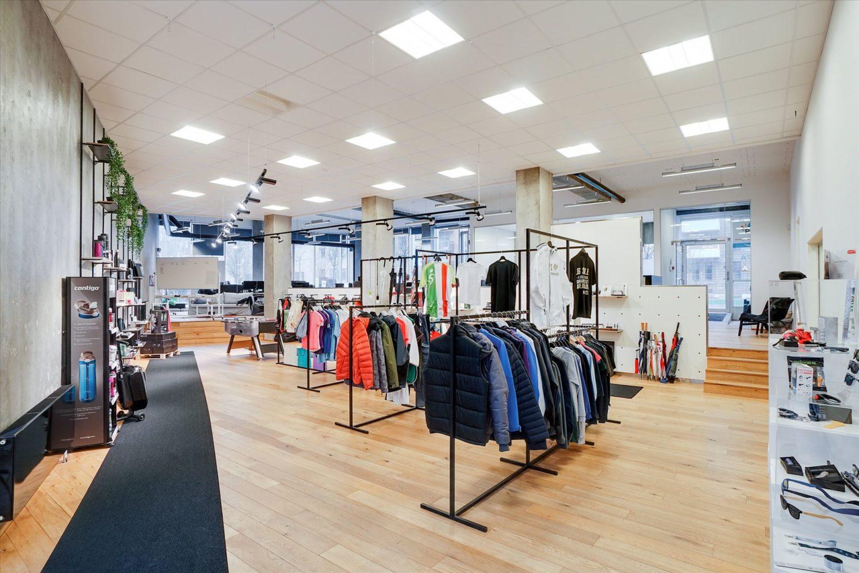 385 m² butik / kontor • Ørestad