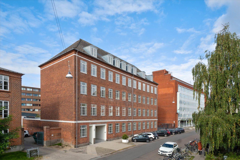 400 m² nyrenoveret erhvervslejemål