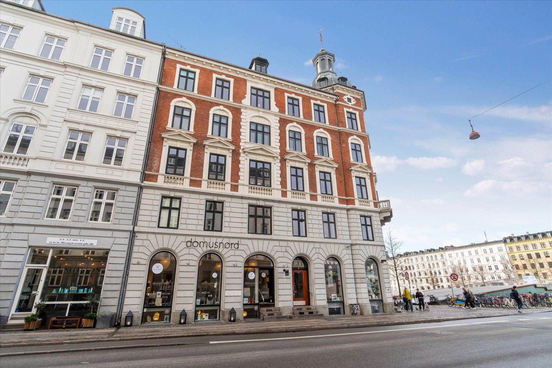 224 m² butik • Nørreport St.