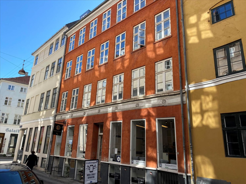 55 m² butik • Kompagnistræde