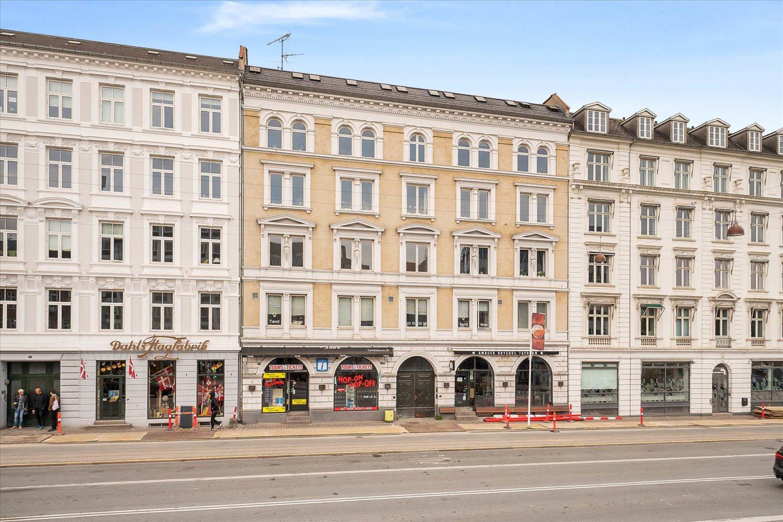 136 m² kontor/klinik ved Nørreport St.