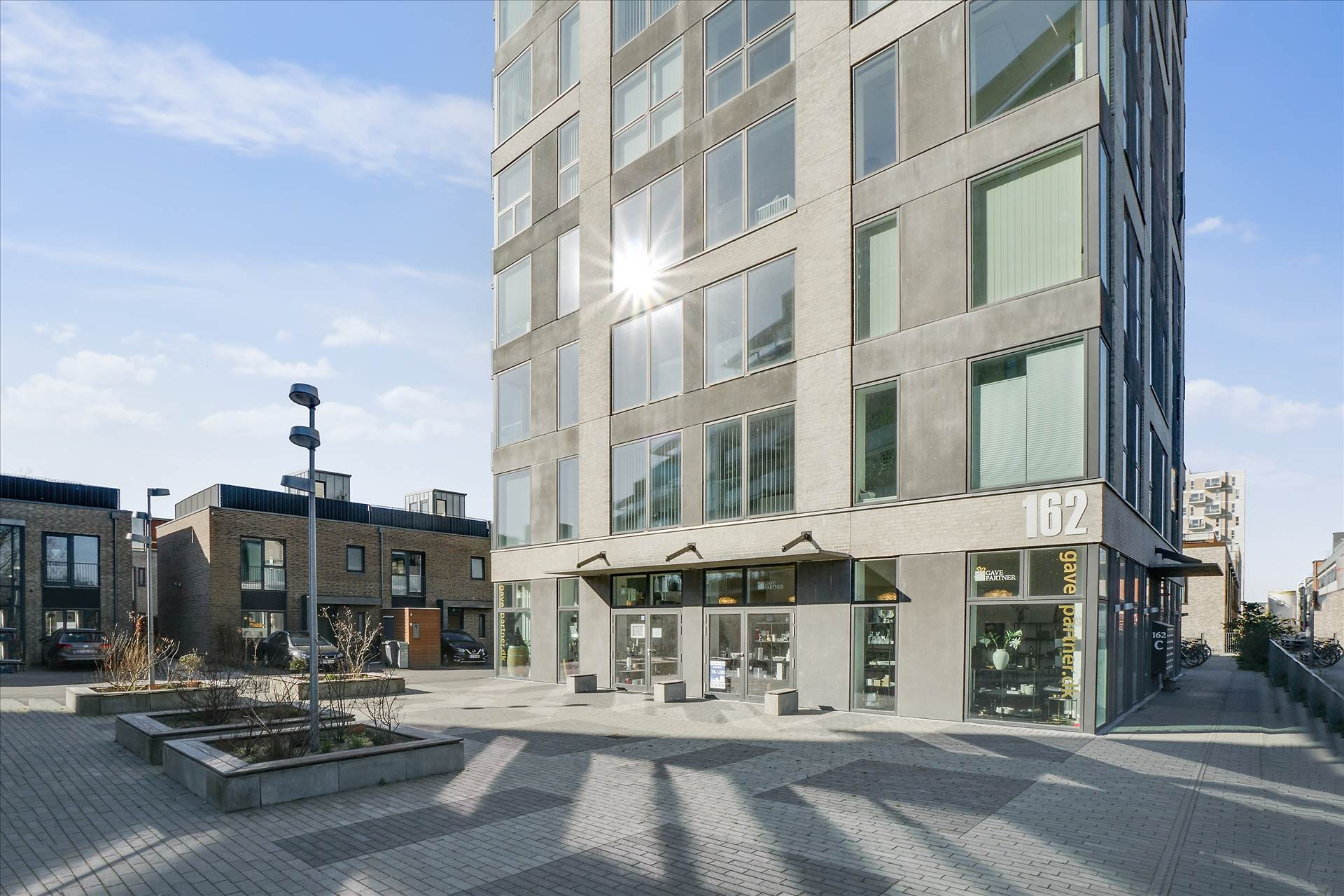 139 m² butik – Amager Strand