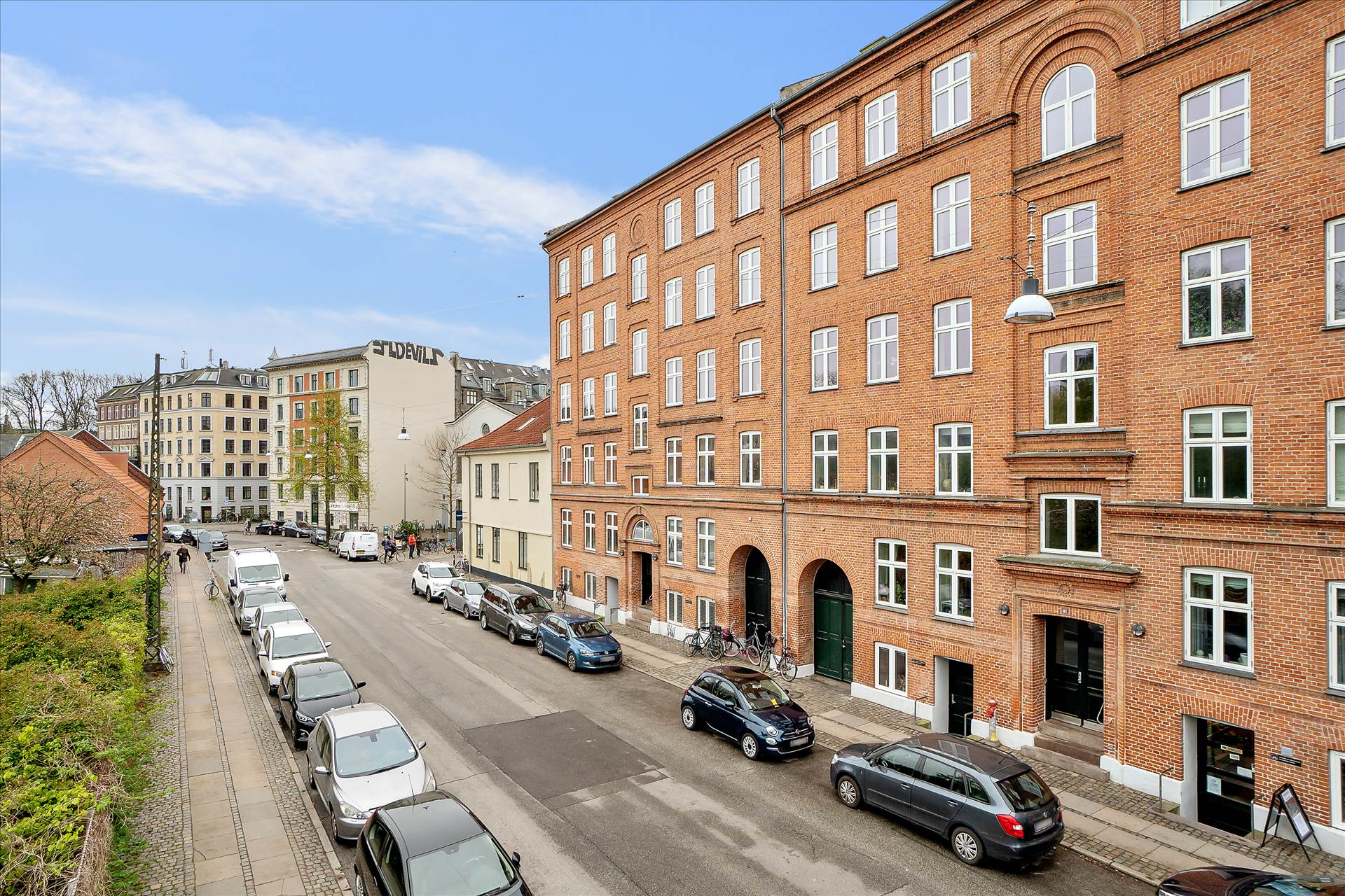 124 m² showroom/miniværksted på Nørrebro