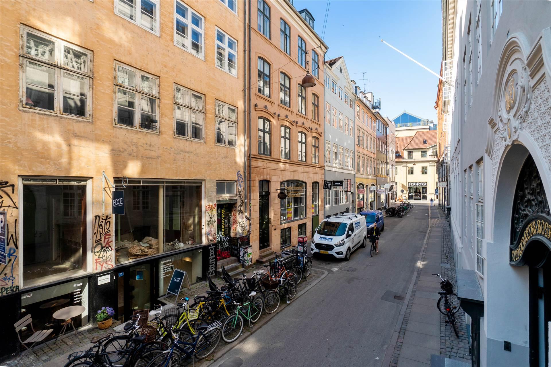 85 m² kontor • City