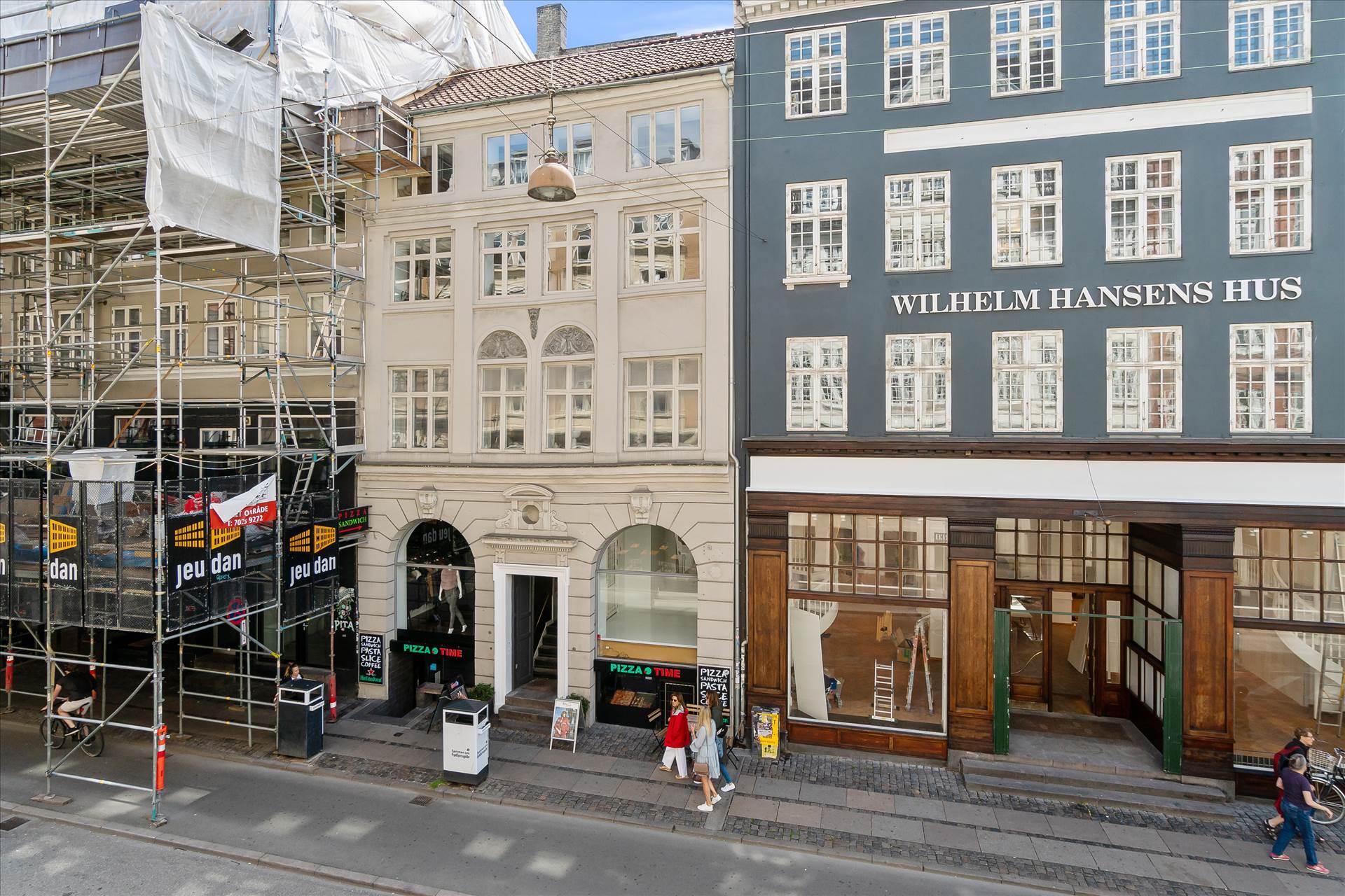 42 m² butik i Gothersgade • Afståelse