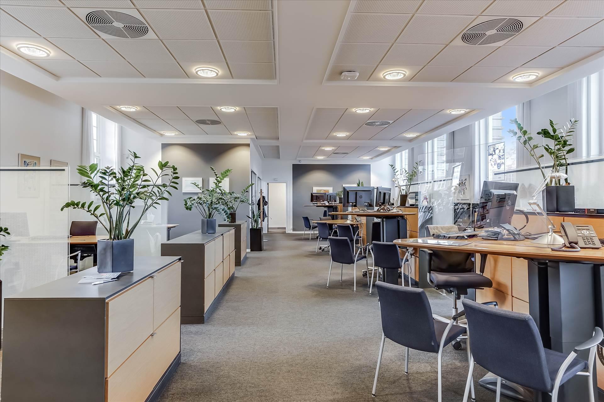 343 m² kontor • Vanløse